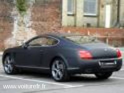 BENTLEY Continental GT occasion Noir - 17512