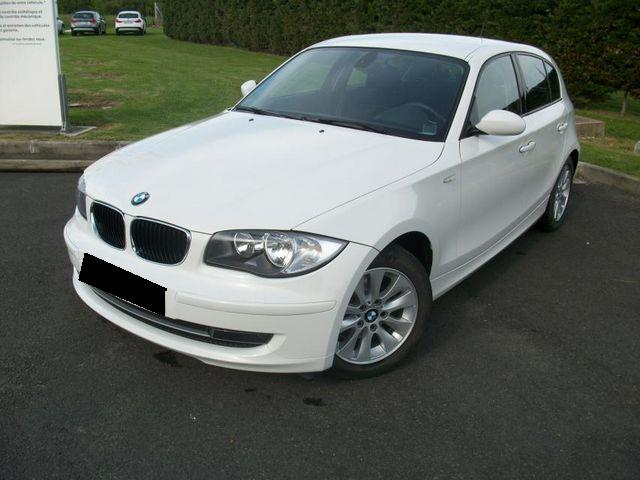 BMW Serie 1 occasion Blanche - 20607
