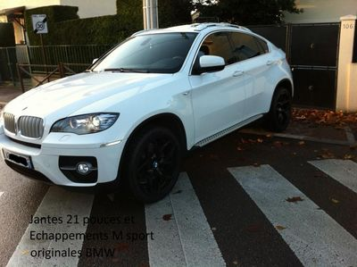 BMW X6 occasion Blanche - 20346