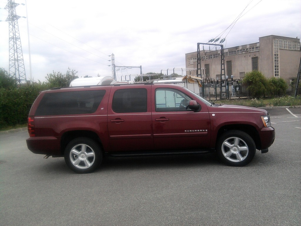 Chevrolet Suburban occasion Bordeau - 26724