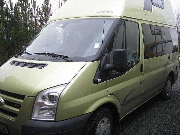 Ford Transit occasion Vert - 26703