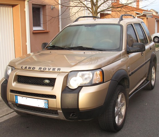 Land Rover Freelander occasion Or - 20958