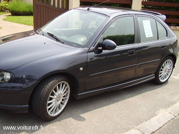 MG ZR occasion Noir - 13603