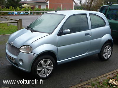 MICROCAR Autres CHATENET Barooder X2