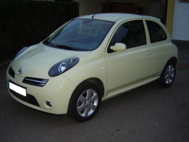 Nissan Micra 1.5 dci 82