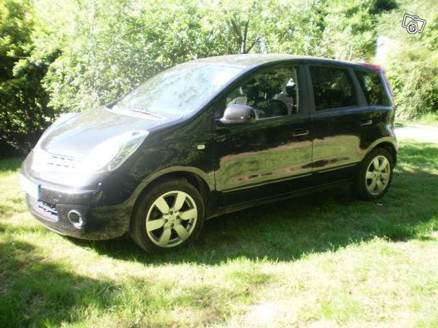 Nissan Note 1.5l Dci