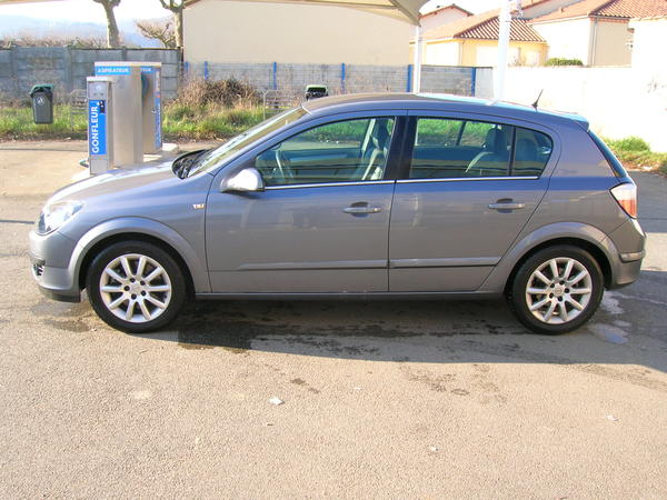Opel Astra occasion Biege - 20884