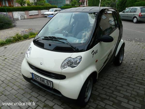 SMART ForTwo occasion Beige - 17203