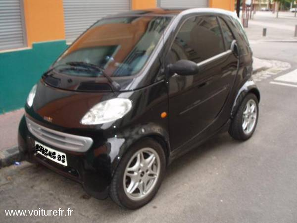 SMART ForTwo occasion Noir - 11956