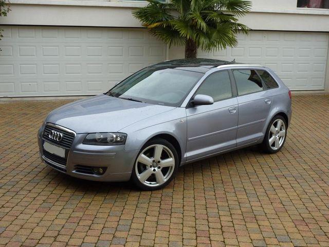 Audi A3 Berline Diesel  de Particulier, acheter voiture occasion �  Vienne