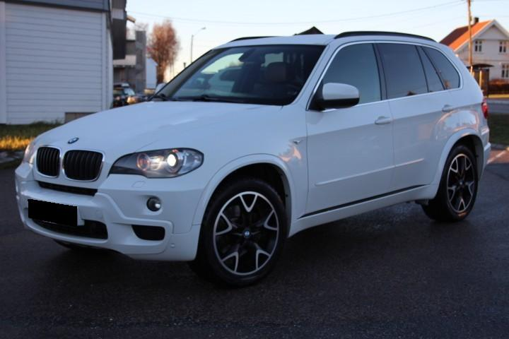 BMW X5 occasion Blanche - 27425
