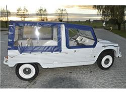 Citroen Mehari Cabriolet Essence  de Particulier, acheter voiture occasion �  Mayenne