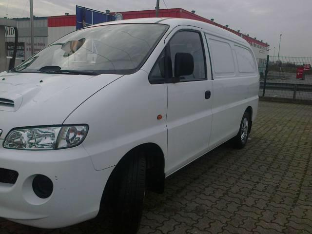 Hyundai H1 occasion Blanche - 27110