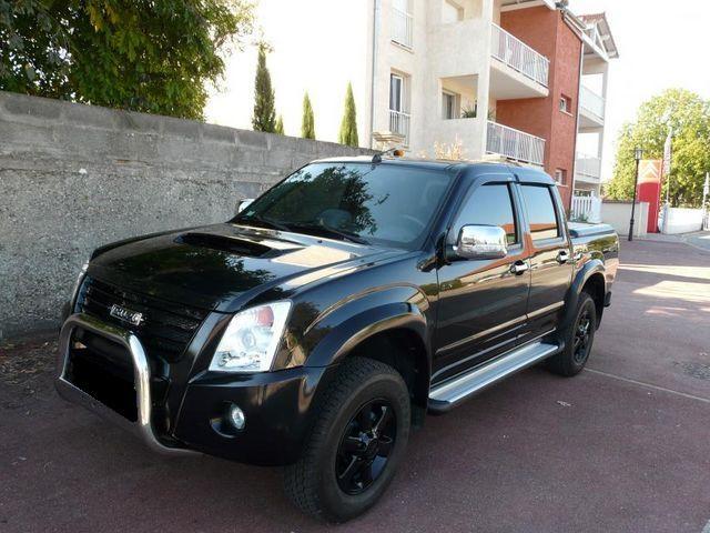 Isuzu D max 4x4 Diesel  de Particulier, acheter voiture occasion �  Corr�ze