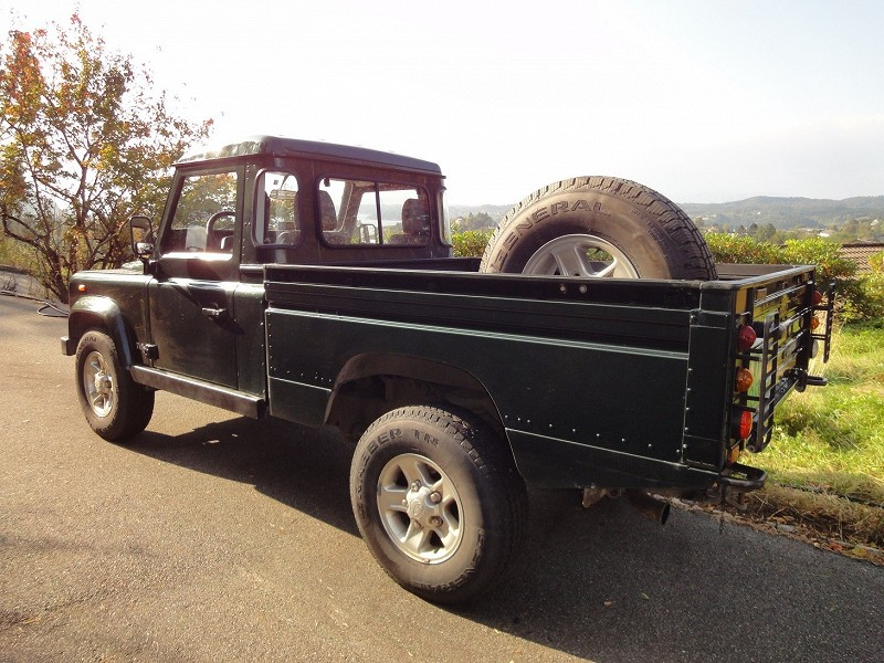 Land Rover Defender occasion Vert - 37551