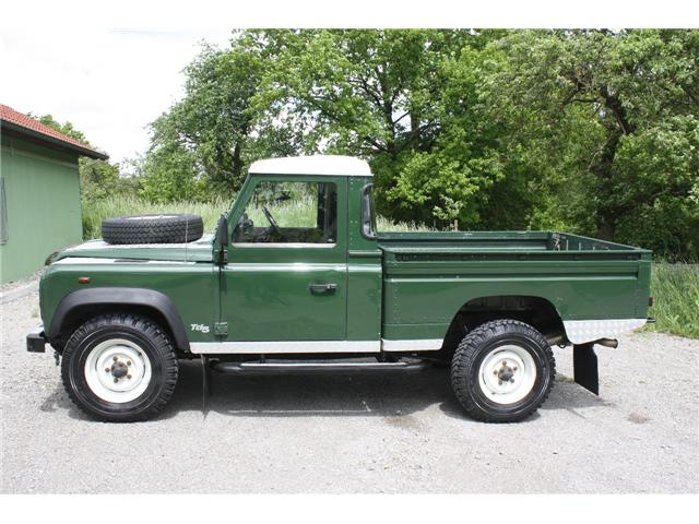 Land Rover Defender occasion Vert - 37552