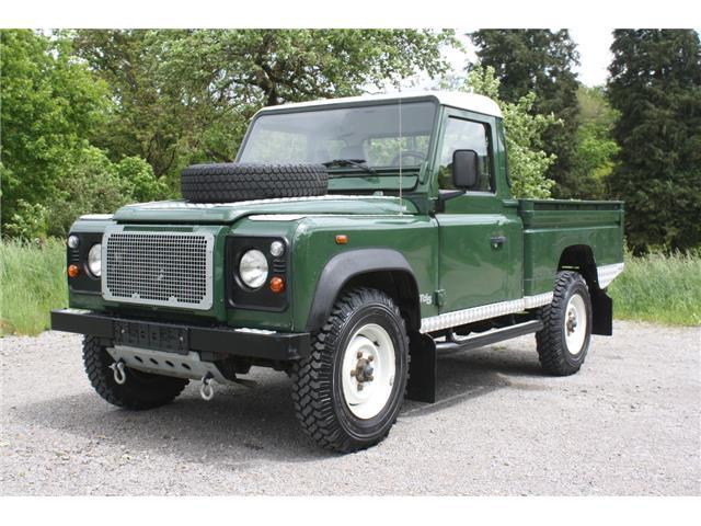 Land Rover Defender 4x4 Diesel  de Particulier, acheter voiture occasion �  Manche
