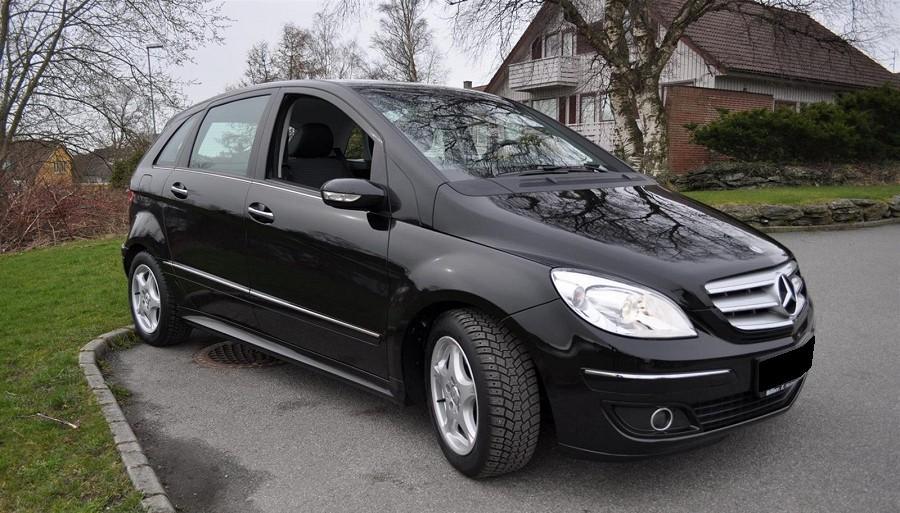 Mercedes Classe b Berline Diesel  de Particulier, acheter voiture occasion �  Belfort