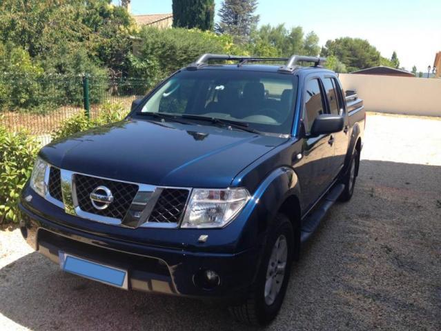 Nissan Navara 4x4 Diesel  de Particulier, acheter voiture occasion �