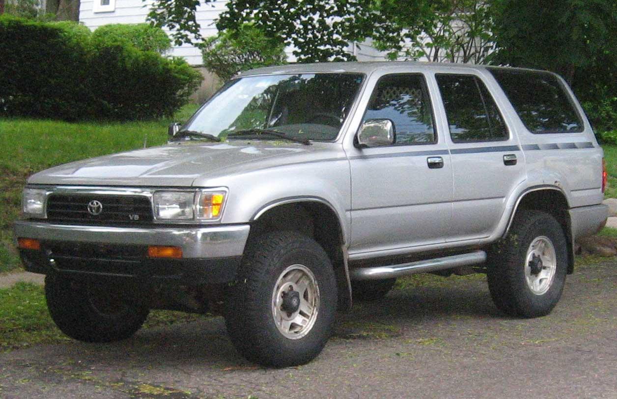 Toyota 4runner occasion Beige - 37515