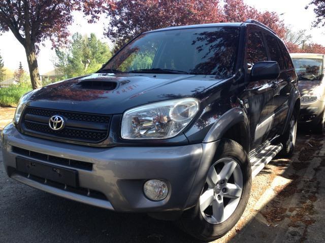 Toyota Rav 4 4x4 Diesel  de Particulier, acheter voiture occasion �  Paris
