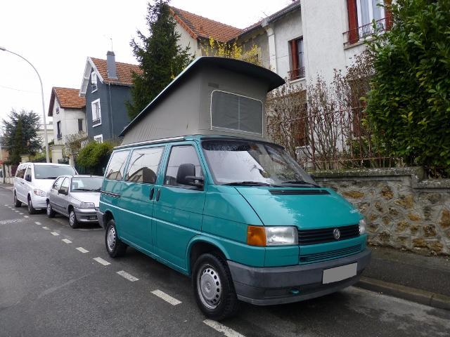 Volkswagen Transporter Utilitaire Diesel  de Particulier, acheter voiture occasion �  Marne (Haute)