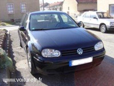 Volkswagen Golf 5 occasion Noir - 16846