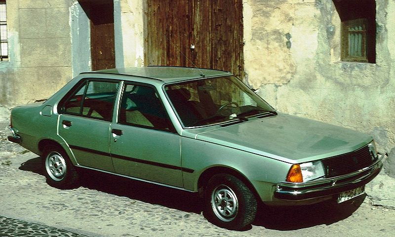 Image de la voiture Renault R18